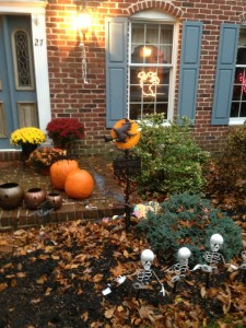 Welcome Trick or Treaters!